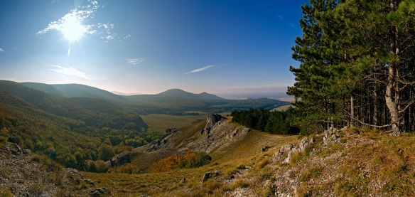 Deer Mountain, the Small Carpathians